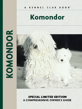 Kennel Club Puppies on Komondor Kennel Club Dog Series By Joy C Levy Hardcover   24 95 155